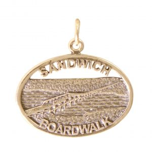 14k Sandwich Boardwalk Guertin Signature