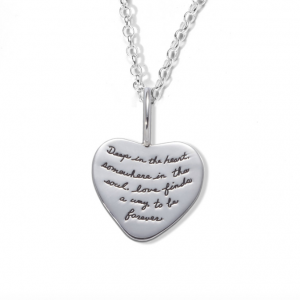 BB Love Finds A Way pendant