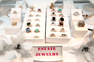 Estate Jewelry Rings