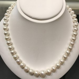 Fresh Water Cultured Pearl Necklace