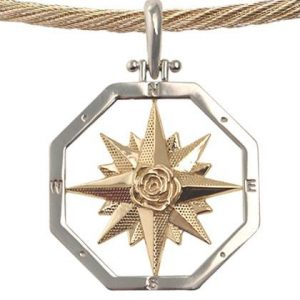 Large Compass Rose in combination