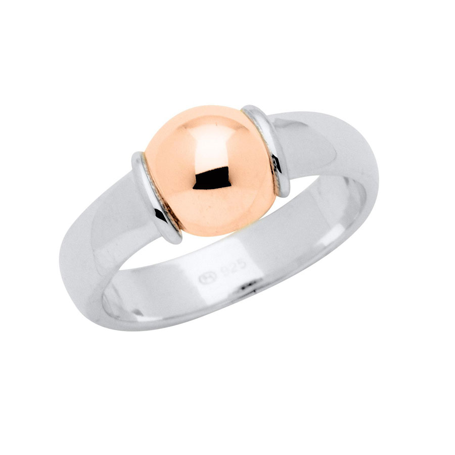 Cape Cod Ring SS Rose Gold