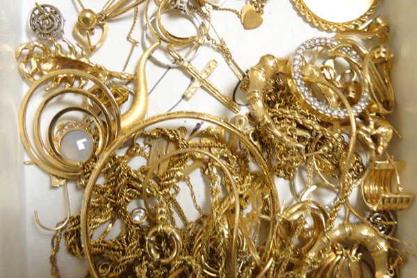 We Buy Gold, Silver and Estate Jewelry